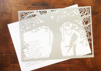 Commission Papercut Elizabeth - Loose Layers - Whispering Paper