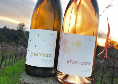 Gros Ventre Wine Labels - Labels on Wine