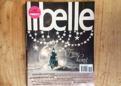 Papercut Illustrations for Libelle Magazine - Magazine - Cover