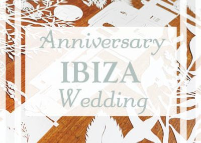 Anniversary Ibiza Wedding