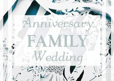 Anniversary Family Wedding