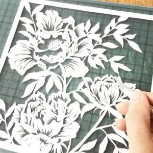 DIY Papercutting
